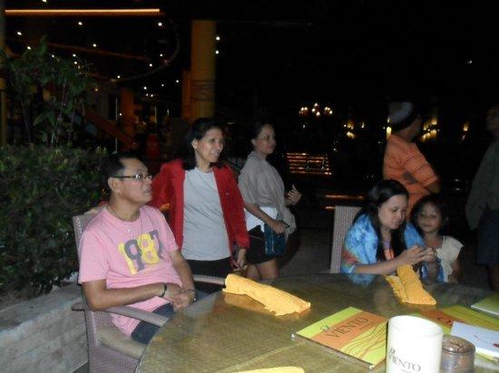 Marco Polo Plaza Cebu : dinning