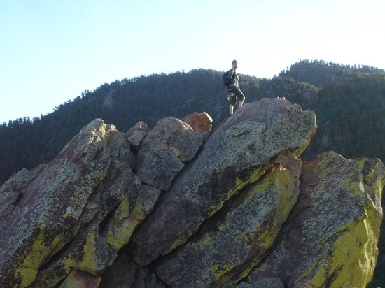 Flatirons: Flat Irons (summit)