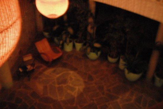 Boca Chica Hotel: la recepcion