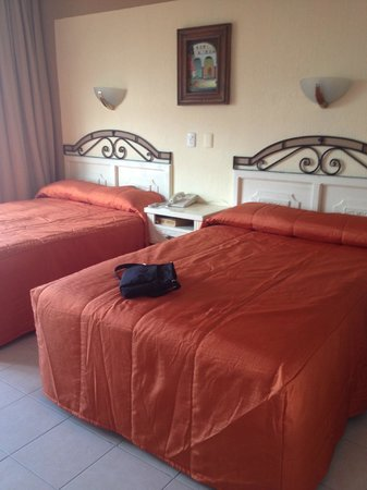 Hotel Colonial: comfortable beds
