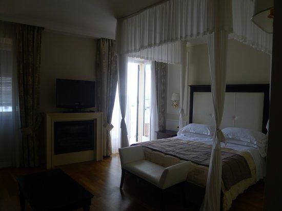Hotel Miramare Sestri Levante: Suite with sea view