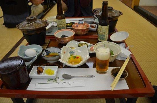 Select Grand Iseshima : 夕食の一例