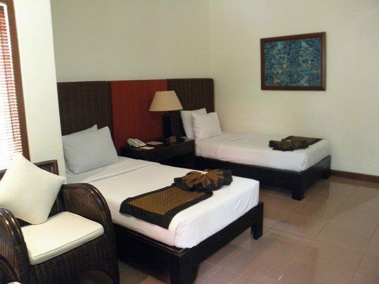Griya Santrian : Room 154
