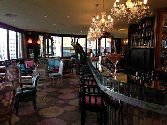 QT Museum Wellington : Bar and restaurant