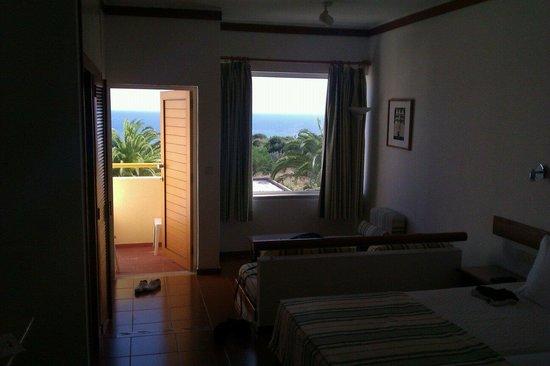 Hotel Baia Cristal: Our room