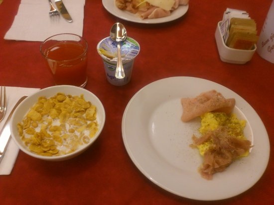 West Point Hotel: 美味しい朝食でした
