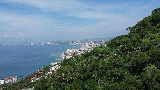 Grand Miramar All Luxury Suites & Residences : vista de el puerto