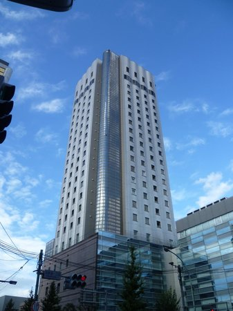 Hundred Stay Tokyo Shinjuku: From the outside