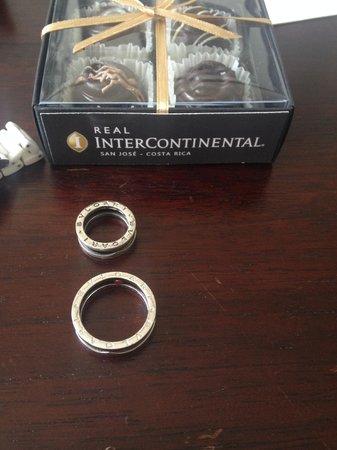 Real InterContinental at Multiplaza: Intercontinental Sweet Treat