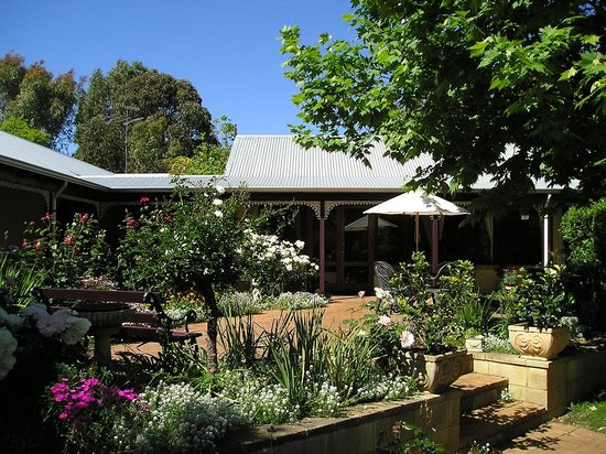 Cowaramup, Australien: The Noble Grape Guesthouse