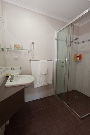 The Noble Grape Guest House: Private ensuite bathrooms