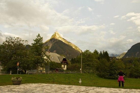 Hotel Dobra Vila Bovec: Entrance
