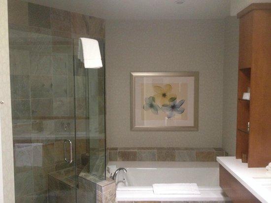 Hyatt Regency Indian Wells Resort & Spa : Bathroom - 1 Br Villa