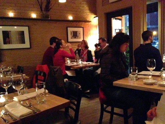 Ten Tables: Dining Room