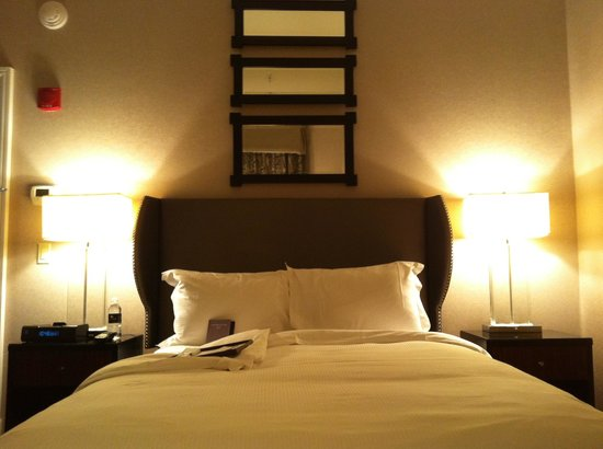 Copley Square Hotel: Комфортные кровати