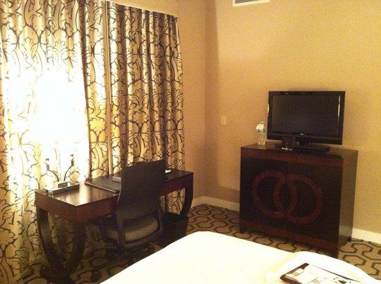 Copley Square Hotel: Мебель с претензией