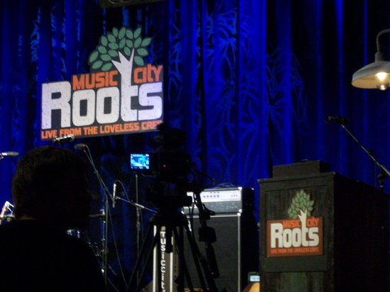 Music City Roots: The stage