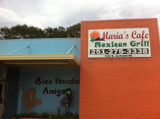 Maria's Cafe Mexican Grill: Great local Mexican