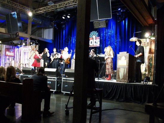Music City Roots: Last song was a jam session will all performers