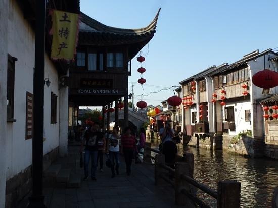 Royal Garden Inn: Royal Garden Hotel Suzhou