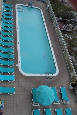 BEST WESTERN Ft. Walton Beachfront: Heated Pool