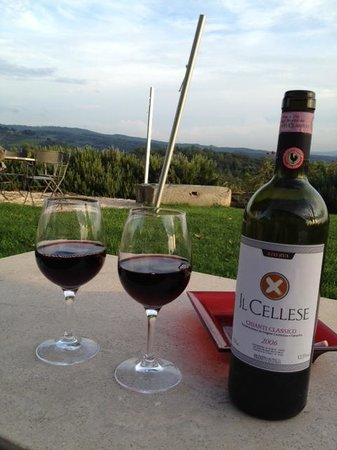Wine of Il Cellese