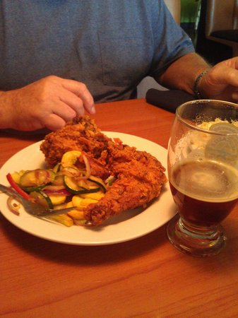 The Green Goat Food & Drink: Fried Chicken