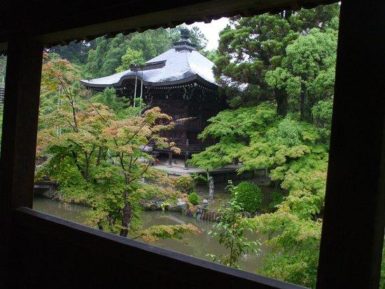 Seiryoji Temple: Uma verdadeira pintura