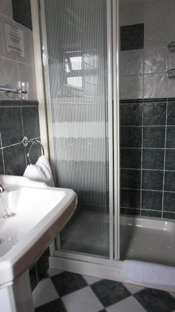 Oranhill Lodge: Bathroom