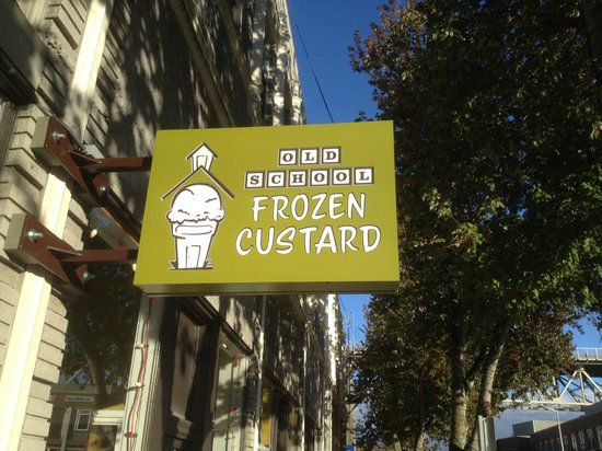 Photo of Restaurant Old School Frozen Custard at 1316 E Pike St, Seattle, WA 98122, United States