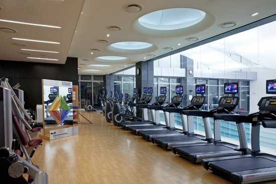 Sheraton Grand Incheon Hotel: Sheraton Fitness
