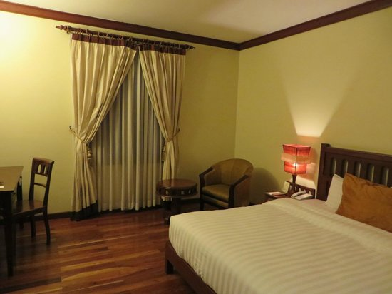 Royal Angkor Resort & Spa: Most Comfortable