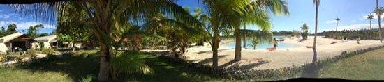 Aquana Beach Resort: Grounds