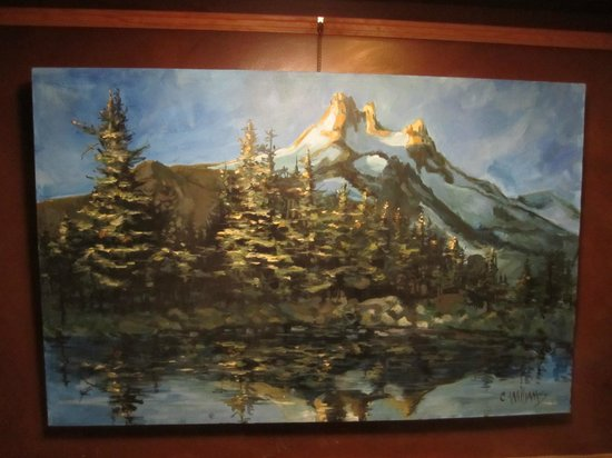 The Drift Inn: Art