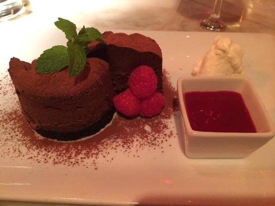 Emilitsa : The chocolate dessert