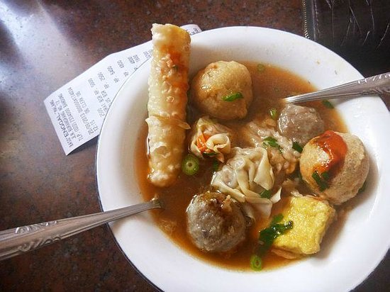 Baso Enggal Bandung Restaurant Reviews Photos Tripadvisor