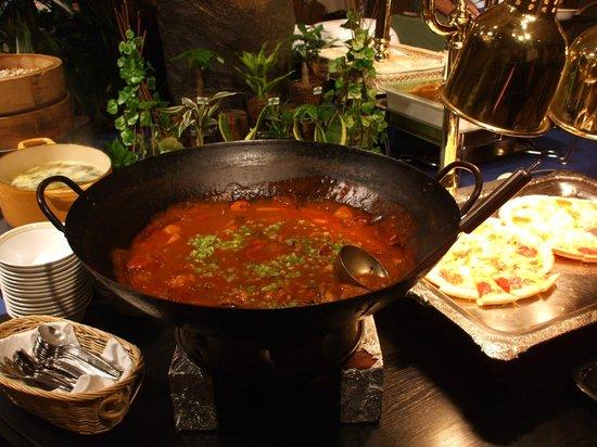 Resort Pia Hakone: jantar 1