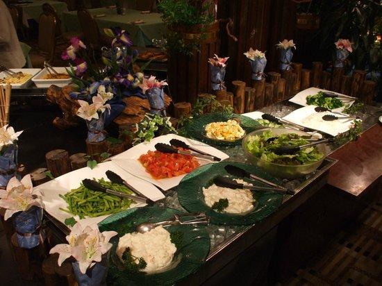 Resort Pia Hakone: jantar 3