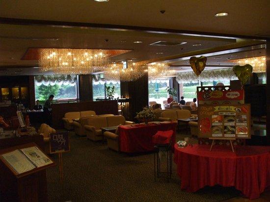 Resort Pia Hakone: restaurante 2