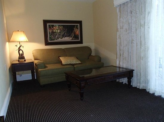 The Inn at Key West : King room with sofa