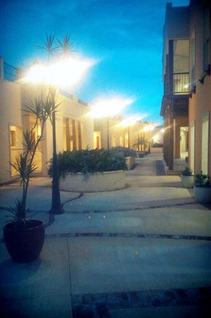 Alsol Luxury Village: view form the entrance of the hotel