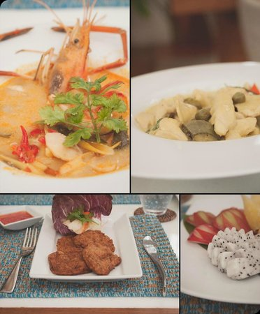 Cape Nidhra Hotel: Cooking Class