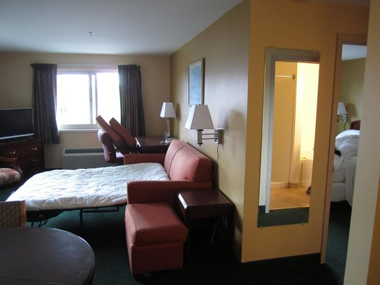 Georgetown Inn : 2-room suite