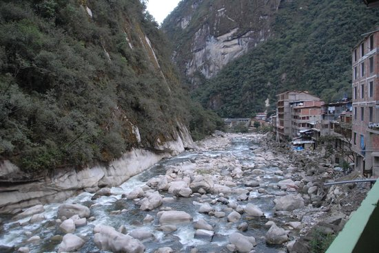 Camino Real Machupicchu: View of the river
