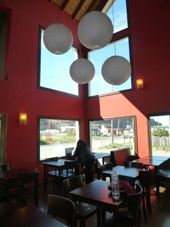 Hotel Poincenot: Comedor