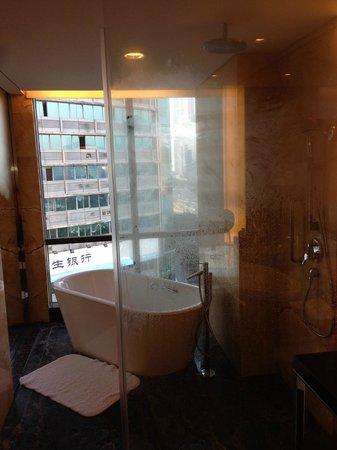 JW Marriott Hotel Shenzhen: Bath 2