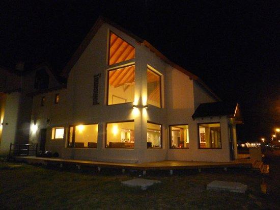 Hotel Poincenot: Hotel de noche