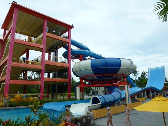 Water Slide - Picture of Splash Jungle Waterpark, Thalang District - TripAdvisor