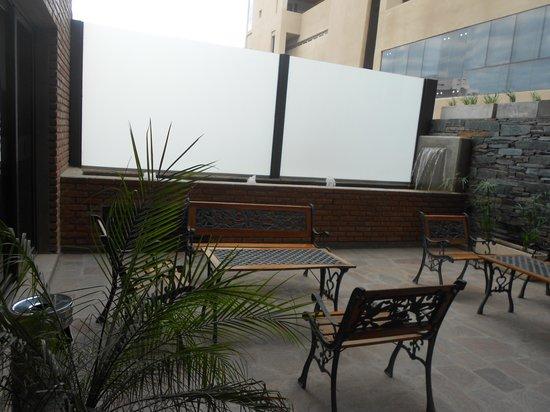 Hotel Sol de Piedra : Patio Interno