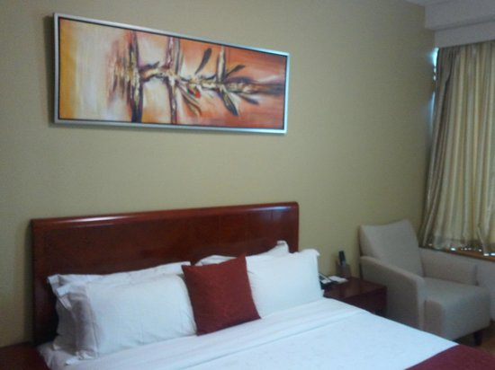 Asiatic Hotel - Flushing: Comfortable Room